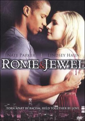 Rome & Jewel - Theatrical release poster
