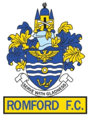 Romford F.C. - Image: Romford F.C. logo