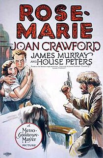 <i>Rose-Marie</i> (1928 film) 1928 film by Lucien Hubbard