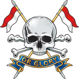 Royal Lancers - Image: Royal Lancers capbadge