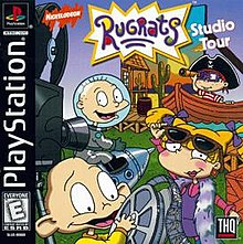 Rugrats Studio Tour Wikipedia