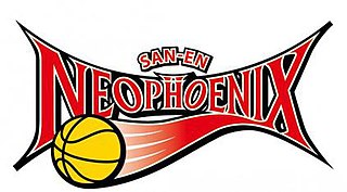 San-en NeoPhoenix Japanese professional basketball team