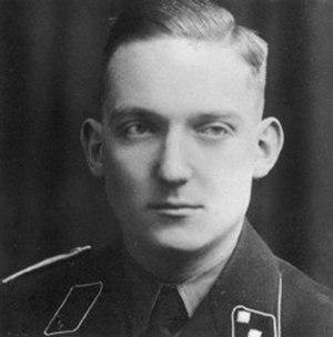 Hermann Schaper - Hermann Schaper in service