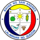 Official seal of San Andres