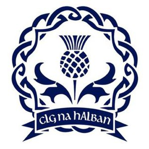 Scotland GAA - Image: Scotland GAA logo