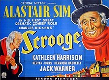Scrooge – 1951 UK film poster.jpg