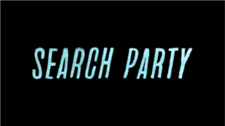<i>Search Party</i> (TV series) television series