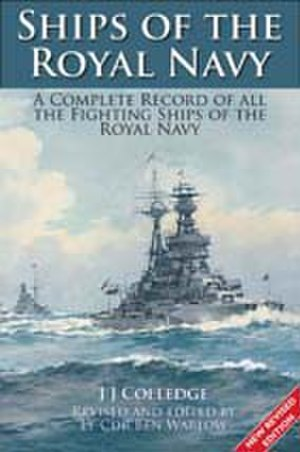 Ships of the Royal Navy - Cover of 2006 edition.