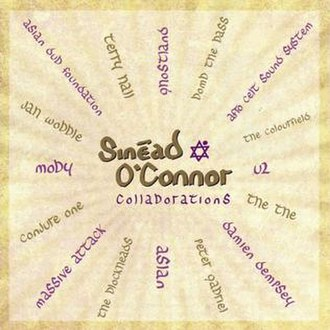 Collaborations (Sinéad O'Connor album) - Image: Sinead Collaborations