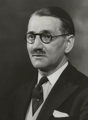 Lewis Jones (politician) - Sir Lewis Jones in 1937