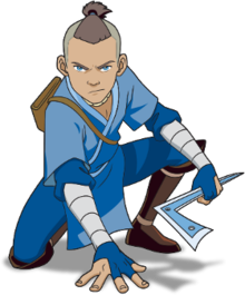 sokka last Avatar katara the airbender and