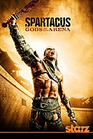 Picture of a TV show: Spartacus: Gods Of The Arena
