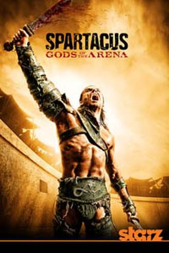 Spartacus: Gods of the Arena - Image: Spartacus Gods of the Arena Key Art