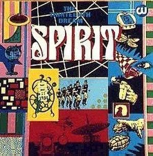 The Thirteenth Dream - Image: Spirit The Thirteenth Dream