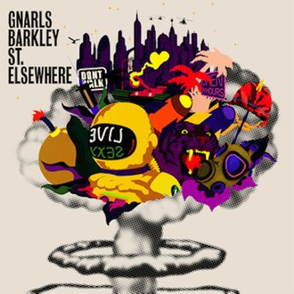 St. Elsewhere (album) - Image: St Elsewhere Cover Art