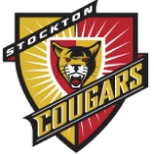 California Cougars - Image: Stockton Cougarslogo