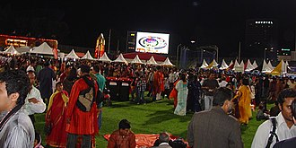Bangladeshi Australians - Largest gathering of Bangladeshis in Australia: Boishakhi Mela at the Sydney Olympic Park
