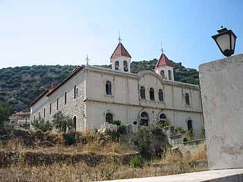 Holy Trinity Armenian Evangelical Church of Kesab