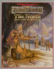 The North: Guide to the Savage Frontier - Wikipedia