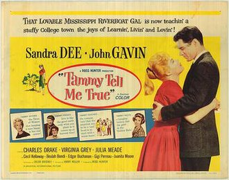 Tammy Tell Me True - Theatrical release poster