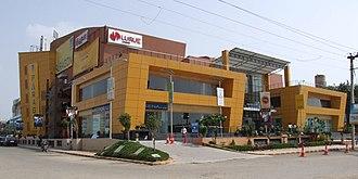 Shivaji Place - TDI Paragon Mall in Shivaji Place District Centre