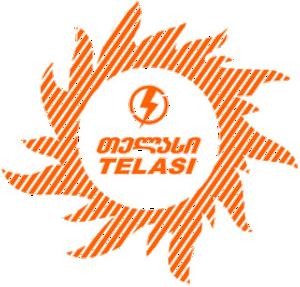 Telasi - Image: Telasi logo
