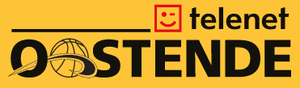 B.C. Oostende - The logo of the team when it was known as Telenet Oostende