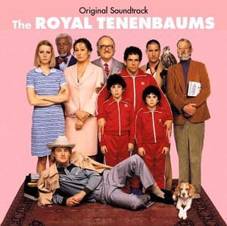 The Royal Tenenbaums (soundtrack) - Image: Tenenbaums soundtrack