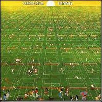 Tennis (album) - Image: Tennis Chris Rea Album