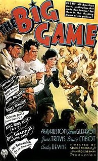 <i>The Big Game</i> (1936 film) 1936 film