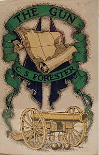 <i>The Gun</i> (novel) book by C.S. Forester