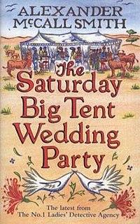 <i>The Saturday Big Tent Wedding Party</i>