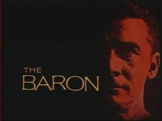 <i>The Baron</i> British television series