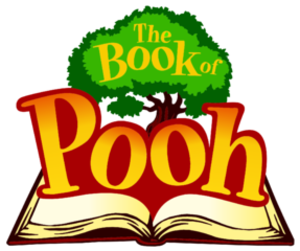 The Book of Pooh - Image: The Book of Pooh logo