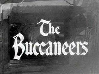 The Buccaneers (TV series) - Image: The Buccaneers TV series title