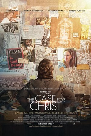 The Case for Christ - Theatrical release poster