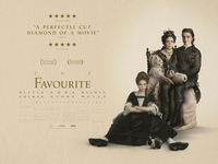 Picture of a movie: The Favourite