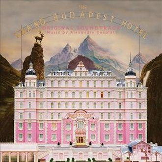 The Grand Budapest Hotel - Image: The Grand Budapest Hotel Original Soundtrack