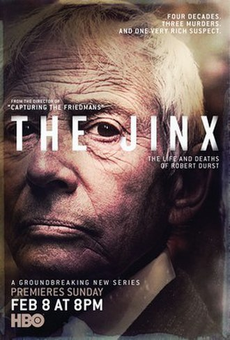 The Jinx (miniseries) - Image: The Jinx (miniseries) POSTER