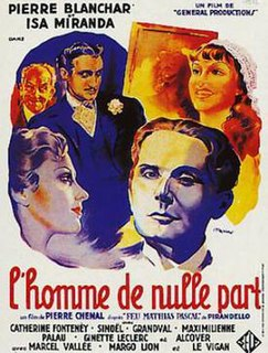 <i>The Man from Nowhere</i> (1937 film)