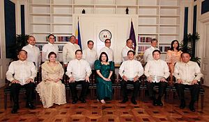 Supreme Court of the Philippines -  The Sereno Court in 2012