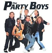 the party boys album wikipedia