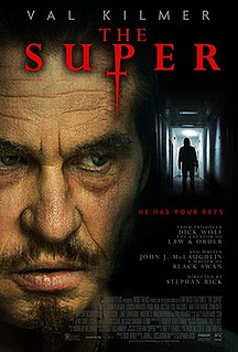 <i>The Super</i> (2017 film) 2017 film
