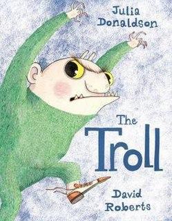 <i>The Troll</i> book by Julia Donaldson