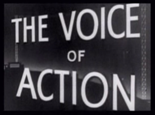 <i>The Voice of Action</i> 1942 film by James Beveridge