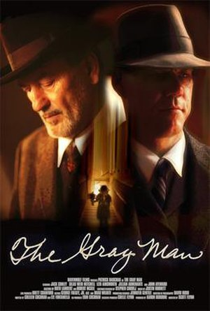 The Gray Man (2007 film) - Image: The gray man 2007 poster