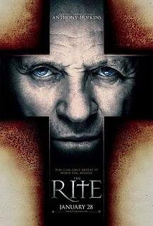 <i>The Rite</i> (2011 film) 2011 film by Mikael Håfström