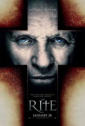 The Rite (2011 film) - Teaser poster