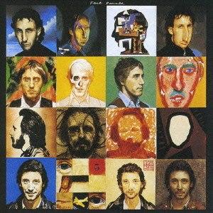 Face Dances - Image: The who face dances album