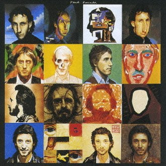 Face Dances - Image: The who face dances album